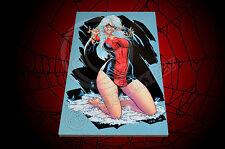 Amazing Spider-man #607 J. Scott Campbell Black Cat 11x7 Mounted Photo Print