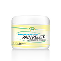 Arnica Pain Relief Cream [3 Oz] for Arthritis, Back Pain, Sciatica, Joint Pain