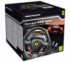 Ferrari 458 Italia Racing Wheel and Gaming Pedals For Xbox 360 PC Birthday Gift