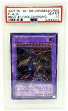 Yu Gi Oh Japanese Five-Headed Dragon f.g.d BPCT-JP005 Ultimate Rare PSA 10 Mint