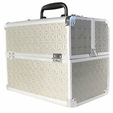 Up to 40L Vanity Cases with Secure (Lock Included)