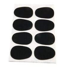 8 Stueck 0,8 mm Mundstueck Patches Pads Kissen fuer Alt Saxophon Tenor Saxo U8N2