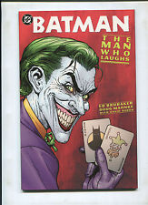BATMAN THE MAN WHO LAUGHS (9.2) 2005 TPB 1ST PRINT HTF!