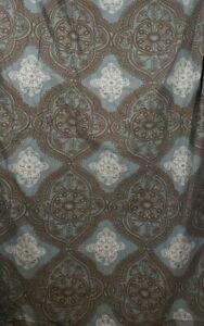 Pottery Barn Grand Lit Cotton Print Full/Queen Duvet Cover