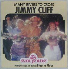 Eau Jeune 45 Tours Promo Jimmy Cliff 1975