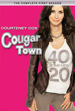 Cougar Town: The Complete First Season (3-Disc Set), DVD