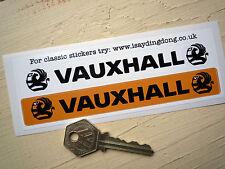Vauxhall matrícula Distribuidor logotipo cubierta pegatina Nova Astra Vectra Insignia Corsa