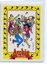 """Skybox 1992 Archie """"The Gang"""" Prototype Promo Card #62"""