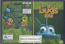 A BUG'S LIFE DISNEY PIXAR DVD - BRAND NEW SEALED - GENUINE UK RELEASE