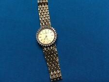 Diamond Ladies Watch Baume Mercier 14k