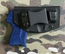 Ruger LCP 2, IWB CCW Kydex Holster, Tactical Black