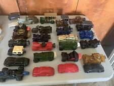 Vintage Avon Cologne/After Shave Decanter Bottles Cars Automobiles Lot of 25