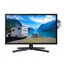 """Reflexion LDDW24 24 Pollici DVD Tv 24 """" Led Tv Dvb-s2 Dvb-t2 HD HDTV 12v 230v"""