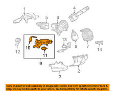GM OEM Steering Column-Ignition Housing 84165716