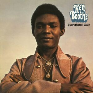 Ken Boothe - Everything I Own [Trojan]