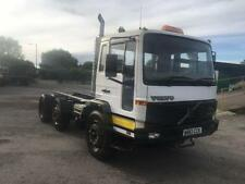 Right-hand drive Chassis Cab 6x2 Commercial Lorries & Trucks