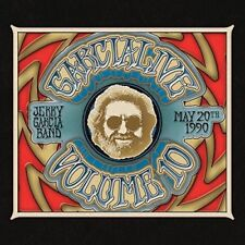 JERRY GARCIA CD - GARCIALIVE VOLUME 10: MAY 20TH 1990, HILO CIVIC [2CD] - NEW