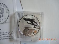 Olympia & Sport polierte Platte Münzen aus Russland