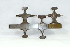 Altes Präzisions Schlosser Werkzeug Meßgerät Meßschieber um 1900