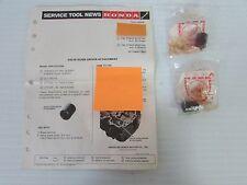 HONDA CX500-650 GL500-650-1100 VT750 VALVE GUIDE DRIVER ATTACHMENT TOOLS (*383*)