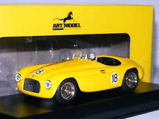 Art Model ART012 Ferrari 166 MM Spider 1950 Paris 12 Hours #18 1/43
