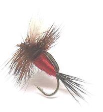DUNS 6 #12 PMD Dry Flies daiichi hooks