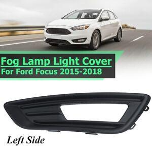 Front Left LH Fog Light Cover For Ford Focus Hatchback Estate Turnier 2015-2018