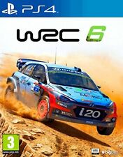 WORLD RALLY CHAMPIONSHIP WRC 6 PS4