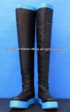 Vocaloid Hatsune Miku Cosplay Boots Size Ladies Size US9/25cm