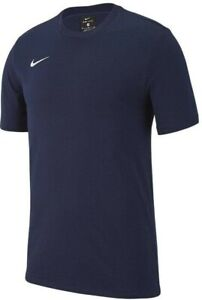 Nike Team Club 19 Tee Navy size XS(see description for sizing)
