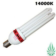 HYDROPONICS 130W 14000K CFL GROW LIGHT Energy Saving Compact Fluorescent Lamp