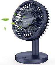 Ventilatori portatili blu mini ventilatore | Acquisti Online