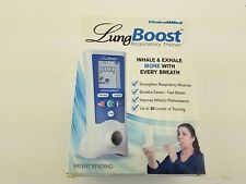 ChoiceMMed Lung Boost Respiratory Trainer MD8000