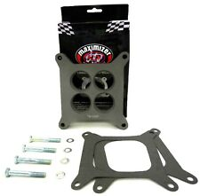 Maximizer Performance Throttle Spacer Holley 4150 / 4160 Series Edelbrock Square