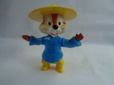 Disney 1994 McDonald's Adventure in Epcot Chip in China Figure or Cake Topper