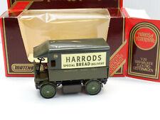 Matchbox Models of Yesteryear 1919 Walker Electric Van Harrods Y-29 (BB39)