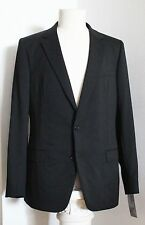 Dior Homme Black Wool Blazer Jacket Pants Suit New 50 52 42 $3,899