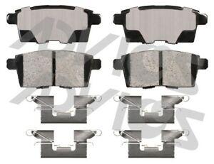 ADVICS AD1259 Ultra-Premium Ceramic Brake Pads For 07-15 CX-7 CX-9 Edge MKX