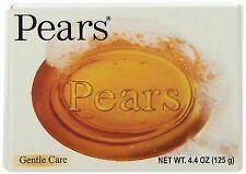 Natural Glycerine Transparent Soap 12pc Pears 4.4oz Cleansing Bar Bath Skin Care