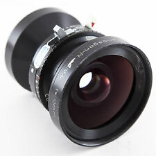 Wide Angle Large Format Camera Lens