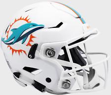 MIAMI DOLPHINS NFL Riddell SpeedFlex Full Size Authentic Football Helmet