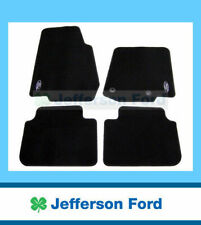 Genuine Ford Fg Mkii Falcon Sedan Black Carpet Mat Set Of 4 W/ Logo From May 12