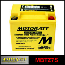 BATERÍA [MOTOBATT] MBTZ7S = YTZ7S/YTX5L-BS (12 V 6,5 SELLADO EN HABILITADO