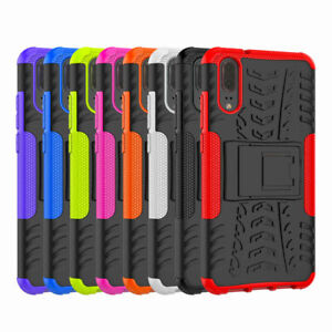 For Huawei HONOR 10 LITE Case Heavy Duty Rugged Armour Shockproof Stand Cover