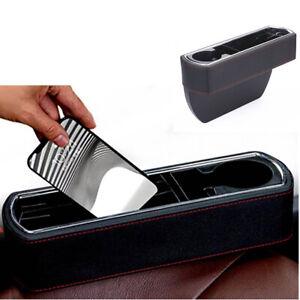 Car Seat Crevice Storage Box Phone Accessories Cup Holder Gap Pocket Organizer