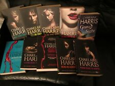 True Blood/Sookie Stackhouse Series By Charlaine Harris (Pick From, Paperback)