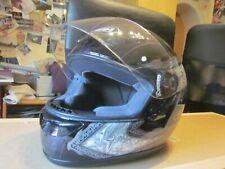 Gr/ö/ße XL Motorrad-Helm Mit Schwarzem Visier Exklusiver Marken-Helm Broken Head Hated and Proud 61-62 cm