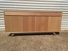 Local Made Tas Oak Retro Buffet Solid Timber Doors