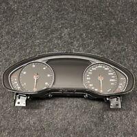 Audi A8 4H Tdi Quadro Strumenti Contachilometri Acc Notte Visione Gruppo