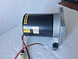 JABSCO Par Mate Pump motor 12v Part No 44043-1000 6 hole style Location H3